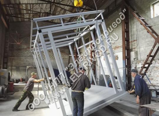 Производство сборных зданий БМЗ